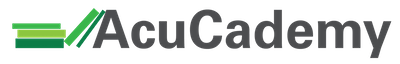 AcuCademy Sticky Logo